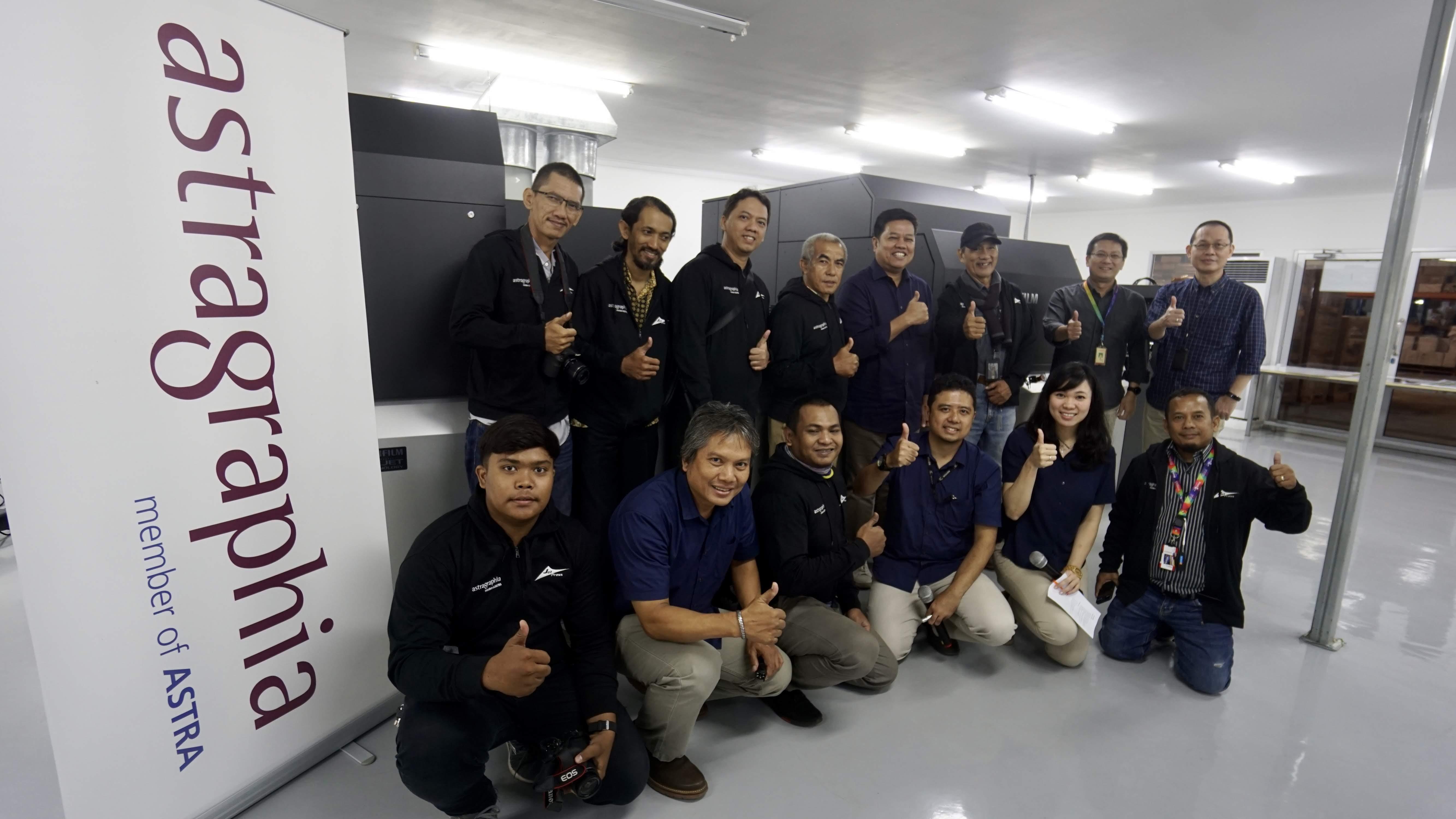 Fuji Film Jet Press 750 S