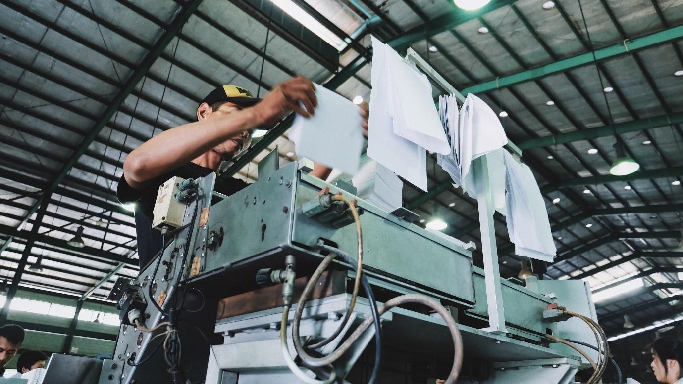 Centralized Print Services