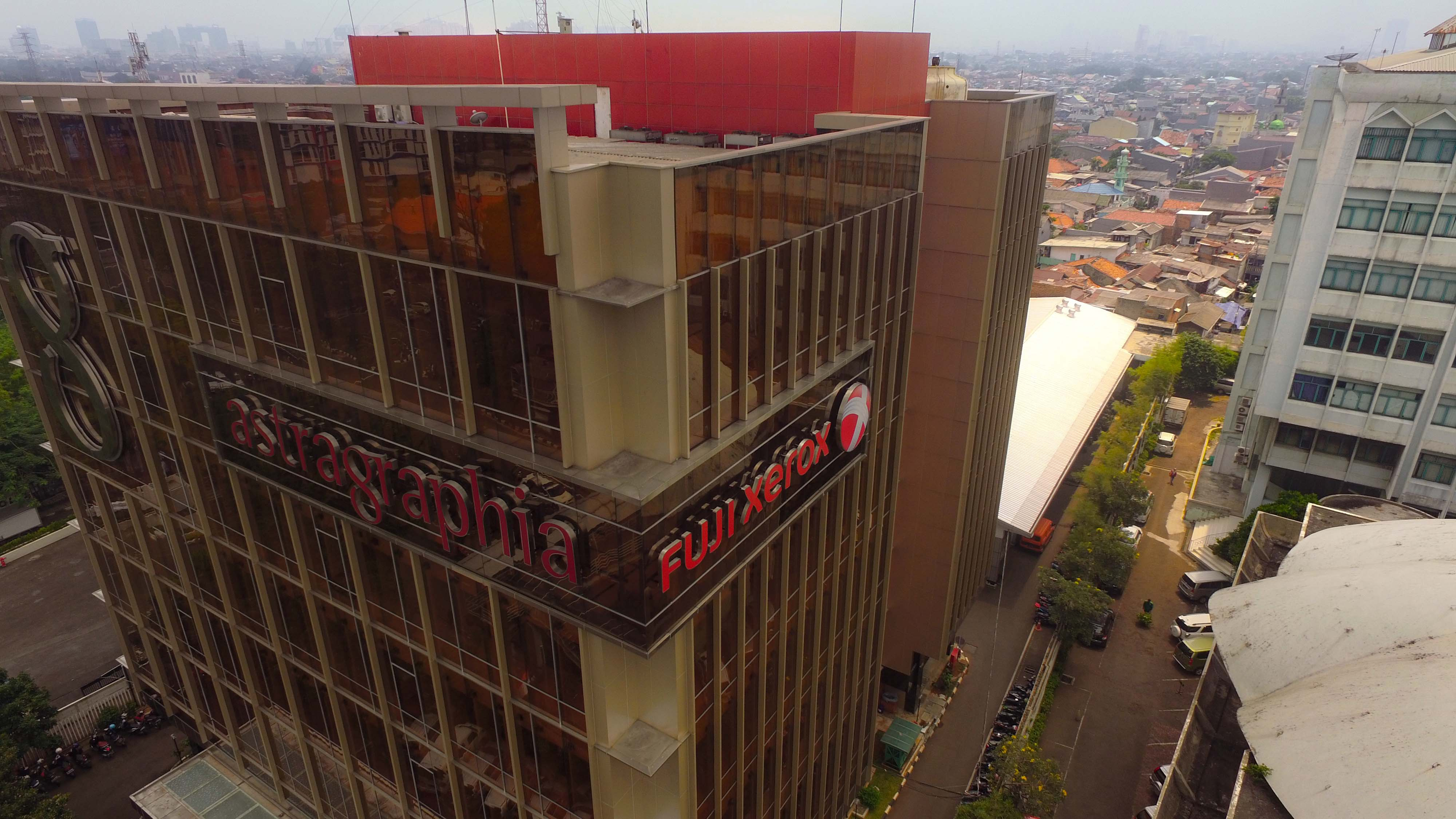 Let Knowing More About Xerox in Indonesia