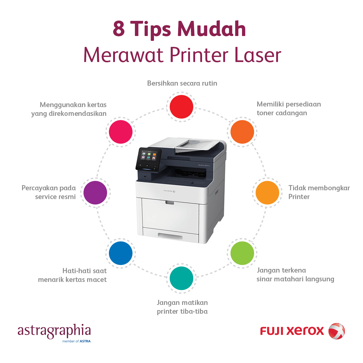 tips to maintain your printers
