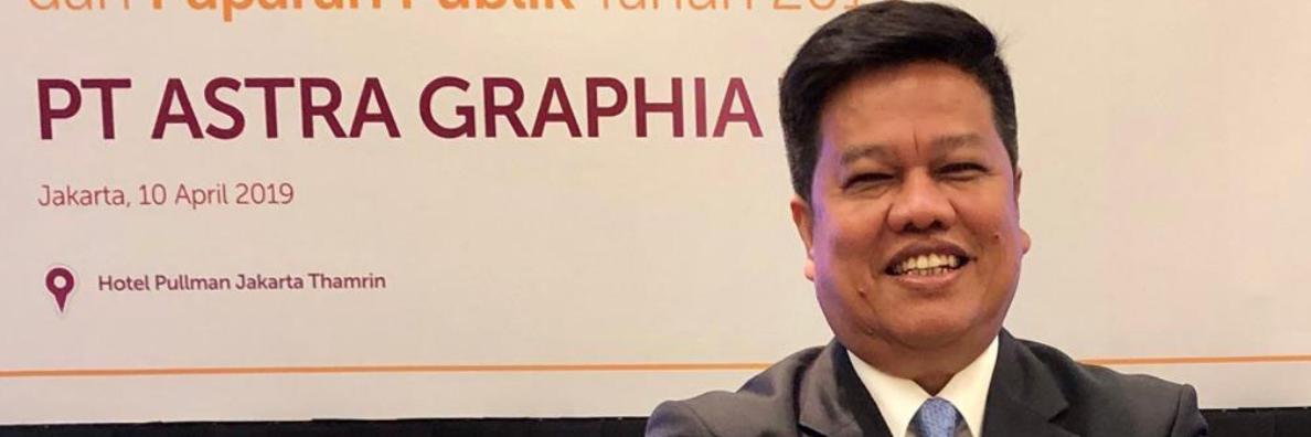 Mangara Pangaribuan: Faithful Keeping Up The Networks