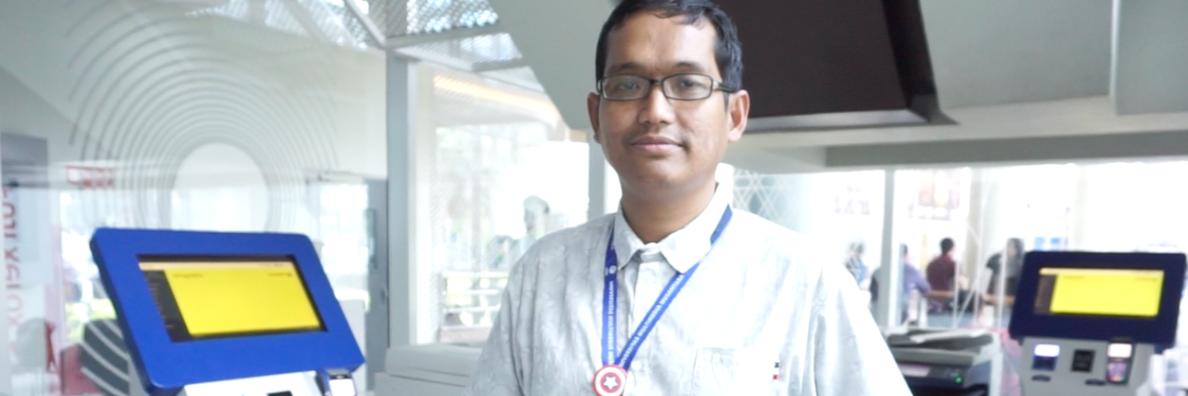KligMe Supports Printing Needs for Students at Multimedia Nusantara University