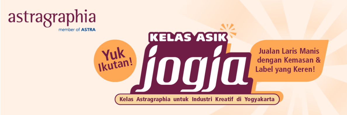 Astragraphia Holds Kelas ASIK to Support Local Creative Industries in Jogja