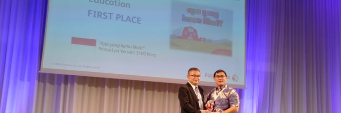 Fuji Xerox Announces 2019 PIXI Awards Winners Recognizing Creative and Innovative Works in Digital Printing
